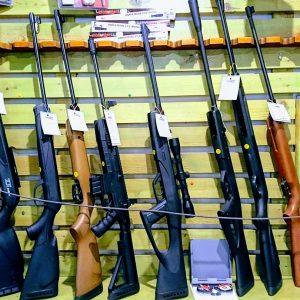 Pneumatiniai ginklai