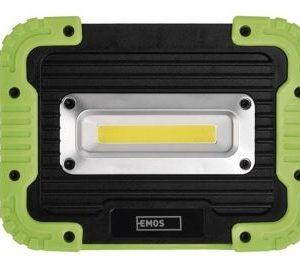 Įkraunamas LED žibintas,10 W COB LED